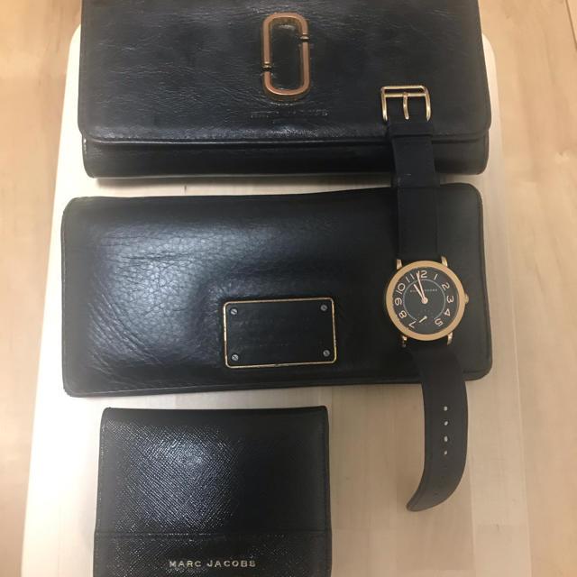 ウェンガー 時計 偽物ヴィトン - MARC JACOBS - マークジェイコブス 財布時計定期入れの通販