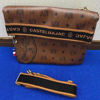 カステルバジャック(CASTELBAJAC)のカステルバジャック / 2wayバッグ(セカンドバッグ/クラッチバッグ)
