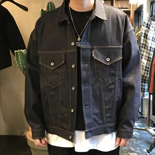 COOTIE - 完売商品 COOTIE Raza Denim Jacket