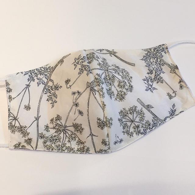 活性炭 マスク 3m | リバティ♡ダブルガーゼ 布マスクの通販