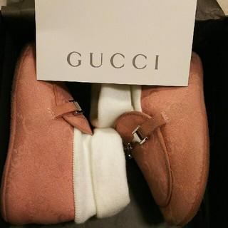 グッチ(Gucci)の【限定】GUCCI 200 BABYSHOSE(ブーツ)