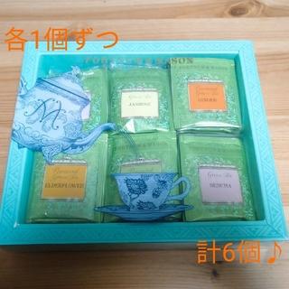 値下げ♪FORTNUM&MASON ティーパック(茶)
