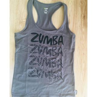 ズンバ(Zumba)のZUMBAシャツ♪タンクトップ♪(シャツ)