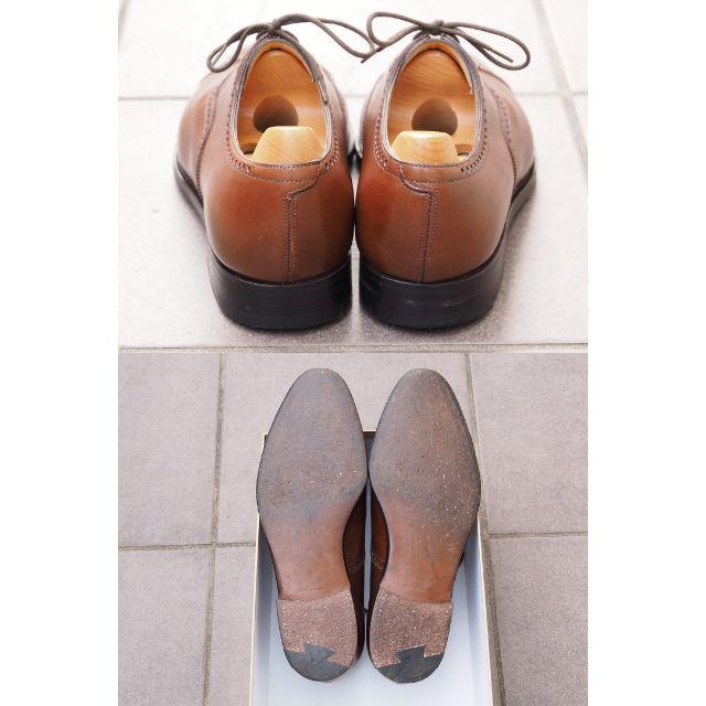 JOHN LOBB(ジョンロブ)のJohn Lobb シューツリー付き 8.5E 8695 ジョンロブ メンズの靴/シューズ(ドレス/ビジネス)の商品写真