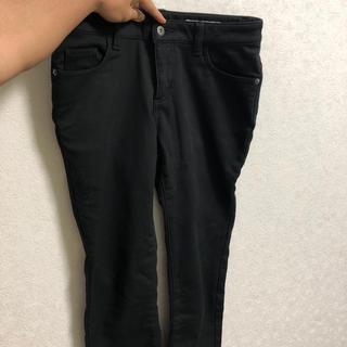 イッカ(ikka)のスキニーパンツ 黒(スキニーパンツ)