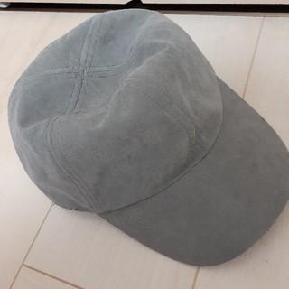 ITS'DEMO - レディース帽子♡後ろリボン付きキャップ