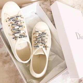 Dior - 【Dior】ディオール 23.5 スニーカー