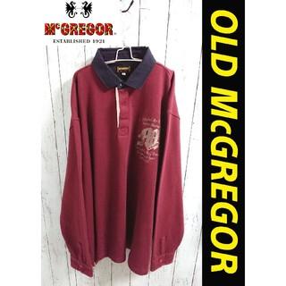 マックレガー(McGREGOR)の新品 OLD McGREGOR ビッグサイズ ポロシャツ オールド マックレガー(ポロシャツ)