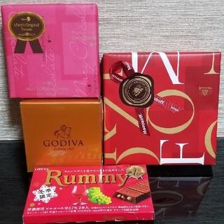 chocolate - GODIVA その他チョコレート