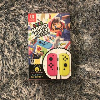Nintendo Switch - スーパー マリオパーティ Joy-Conセット Switch