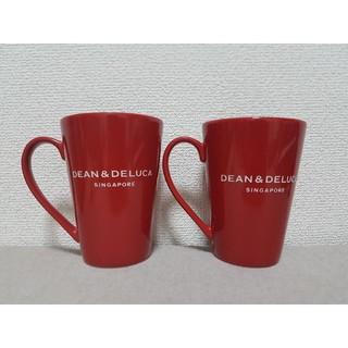 DEAN & DELUCA - DEAN&DELUCA シンガポール限定 マグ 2個セット