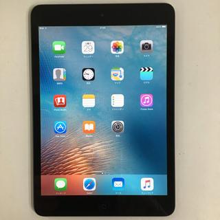 iPad - Apple/iPadミニ/A1432/WiFi/iOS 9.3.5/16G/美品