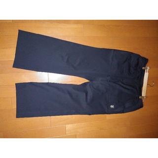 Munsingwear - マンシングゴルフパンツ 黒