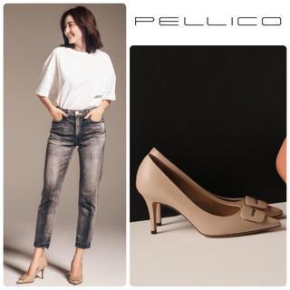 PELLICO - CLASSY掲載 ペリーコ   パンプス ANIMA ANELLI 新品 37