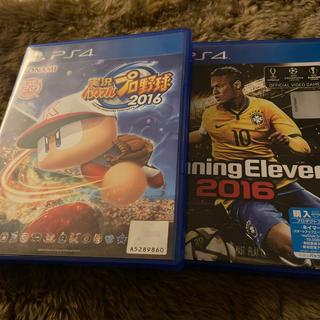 KONAMI - スポーツゲーム PS4