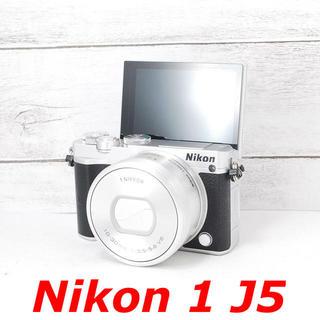 Nikon - ❤️Wi-Fi&自撮り❤️高画質❤️Nikon 1 J5