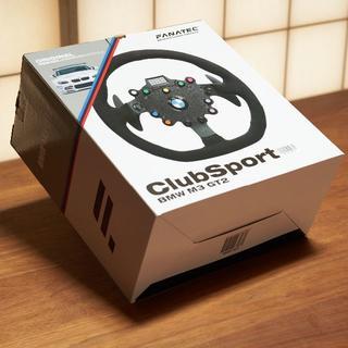 FANATEC ClubSport Wheel Base V2.5 + BMW(その他)