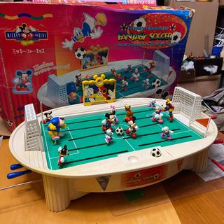 ディズニーキャラクターファンタジーサッカー中古品レアものですよ。