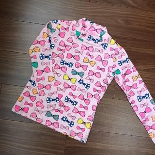 ロニィ(RONI)のサイズM 130㎝ 長袖カットソーピンク☆RONI(Tシャツ/カットソー)