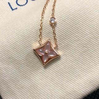 LOUIS VUITTON - ルイヴィトン  ネックレス  正規品  刻印あり