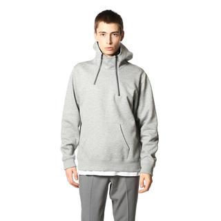uniform experiment - uniform experiment double zip hoodie