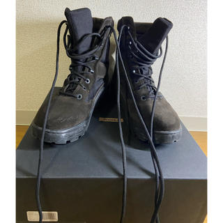アディダス(adidas)のyeezy season4 コンバットブーツ(ブーツ)