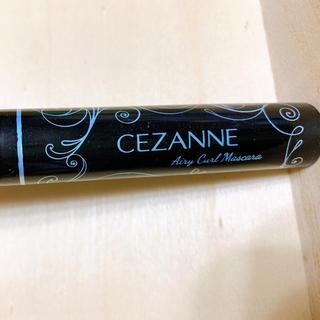 セザンヌケショウヒン(CEZANNE(セザンヌ化粧品))のセザンヌ エアリーガールマスカラ ブラック(マスカラ)