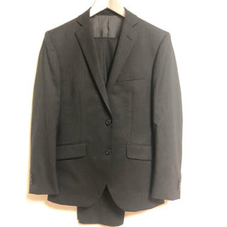 AOKI - AOKI アオキ 新品 スーツ Y5 スリム 秋冬用 タックなし