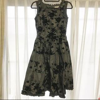 シャーリーテンプル(Shirley Temple)のパーティードレス シャーリーテンプル 黒 ワンピース フォーマル 結婚式(ドレス/フォーマル)