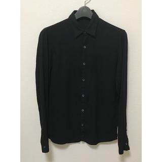 オーレット(OURET)のOURET オーレット シャツ S ブラック 黒(シャツ)