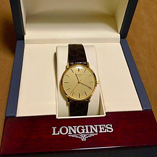 ロレックス スーパー コピー 時計 通販 - LONGINES - LONGINES 手巻き 腕時計 訳ありの通販