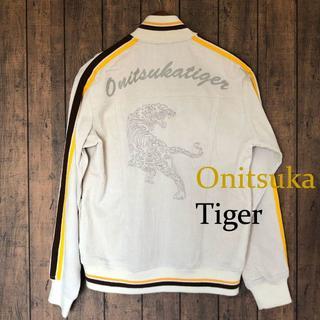 オニツカタイガー(Onitsuka Tiger)のOnitsuka Tiger スタンドカラージャケット/阪神タイガース/Sサイズ(スタジャン)