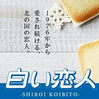 イシヤセイカ(石屋製菓)の白い恋人9枚入り 1ケース(菓子/デザート)