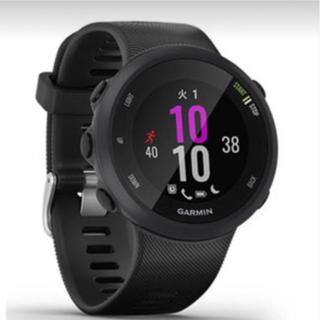 ガーミン(GARMIN)のガーミン スマートウォッチ ForeAthlete 45 Black(腕時計)
