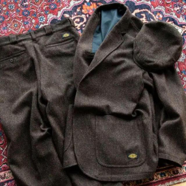 Dickies(ディッキーズ)のdickies tripstar コラボセットアップ メンズのスーツ(セットアップ)の商品写真