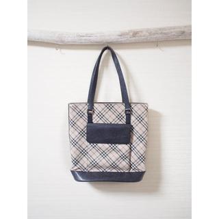 バーバリー(BURBERRY)の【Burberry】nova-check tote bag(トートバッグ)