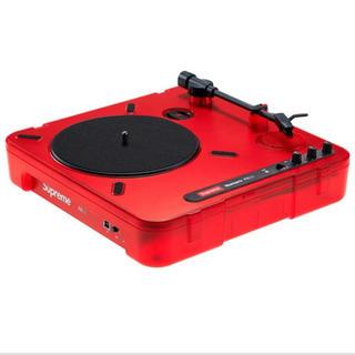 シュプリーム(Supreme)のSupreme Numark PT01 Portable Turntable(スピーカー)