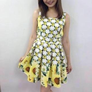 ハニーバンチ(Honey Bunch)のHoneyBunchワンピース♡(ミニワンピース)