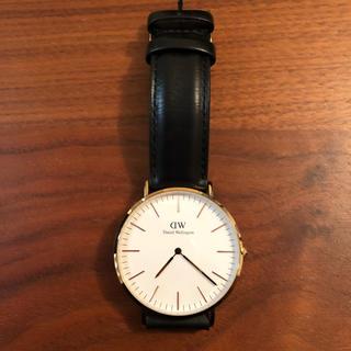 ダニエルウェリントン(Daniel Wellington)のダニエルウェリントン クラシックシェフィールド(腕時計(アナログ))
