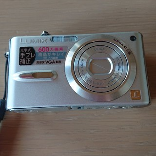 パナソニック(Panasonic)のルミックス カメラ dmc-fx9(その他)