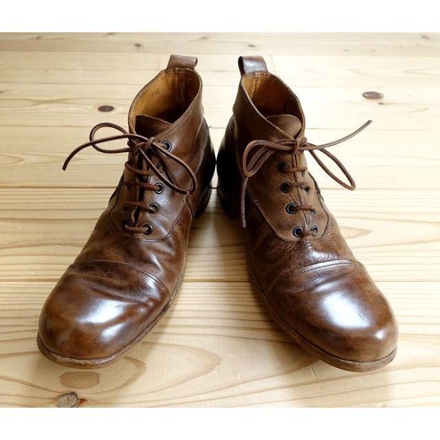 Paul Harnden(ポールハーデン)のPAUL HARNDEN レザーブーツ ポールハーデン メンズの靴/シューズ(ブーツ)の商品写真