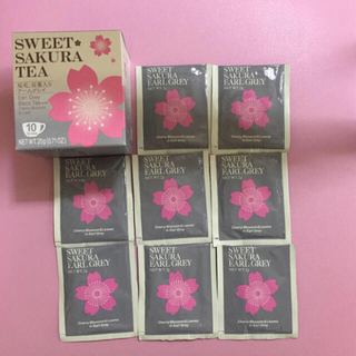 カルディ(KALDI)の紅茶 カルディ 桜紅茶 8個(その他)