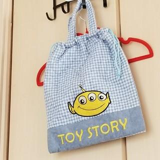 ディズニー(Disney)のトイ・ストーリーのバッグ(通園バッグ)