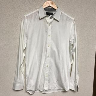 ムッシュニコル(MONSIEUR NICOLE)のNICOLE 長袖 シャツ ワイシャツ サイズ46(シャツ)