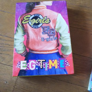 E.G.TIME(初回生産限定/ボーナスCD+DVD(3枚組)付)(ポップス/ロック(邦楽))