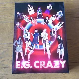 E.G.CRAZY(初回生産限定盤/DVD付)(ポップス/ロック(邦楽))