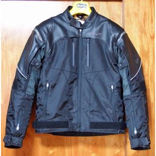 ゴールドウィン(GOLDWIN)のゴールドウィン冬物ジャケット値下げ GSM22752 黒/OL 送料込み1.5万(装備/装具)