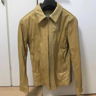 ビューティアンドユースユナイテッドアローズ(BEAUTY&YOUTH UNITED ARROWS)のジャケット ビューティ&ユース ユナイテッドアローズ 革ジャン(レザージャケット)