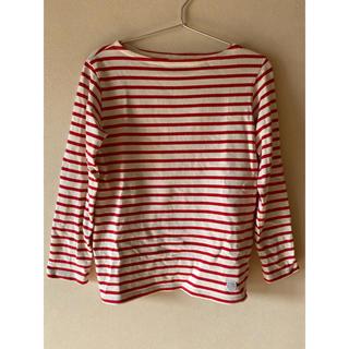 オーシバル(ORCIVAL)の値下げ ORCIVAL バスクシャツ(シャツ/ブラウス(長袖/七分))