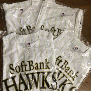 福岡ソフトバンクホークス - ソフトバンクホークス 鷹の祭典 2018  ユニフォーム 4枚セット